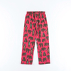 kids' knitted cotton pants