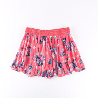Simple design custom high quality breathable printed skirts